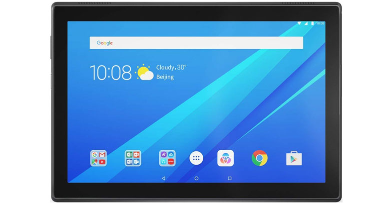 Lenovo Tab 4 - Best Tablets Under 200 Dollars