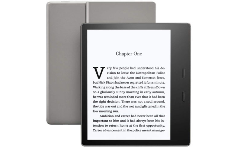 Kindle Oasis E-Reader - Best Tablets For Reading