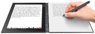 Lenovo Yoga Book - Best Tablets For College Students