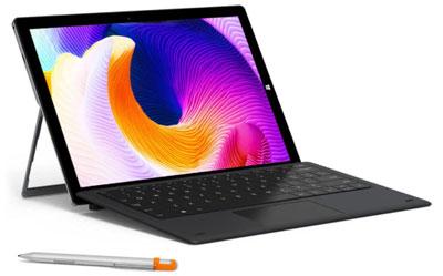 CHUWI UBook X 12 - Best Tablets Under 400 Dollars