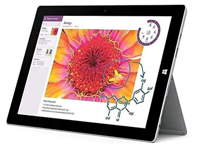 Microsoft Surface 3 - Best Tablets Under 400 Dollars